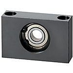 Bearings with Housings - Block, Retained