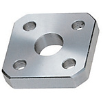 Bearing Covers/Round Flange