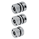 Disc Couplings - Standard Torque, Clamping
