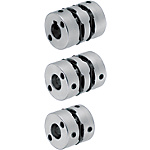 Disc Couplings - High Torque, Set Screw