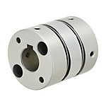 Disc Couplings Servo - Fine, for Servo Motors (High Positioning Accuracy)