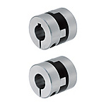 Oldham Couplings - Large Shaft Diameter, Set Screw / Clamping / Spacers