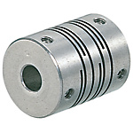 Slit Couplings - Set Screw, Short / Long