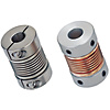 Bellows Couplings - Set Screw / Clamping