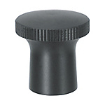 Knob for Press Fit Indexing Plunger