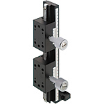 [High Precision] Z-Axis Dovetail Slide, Rack & Pinion - Long
