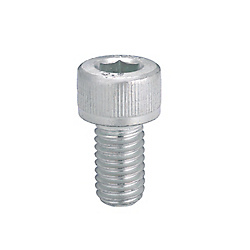 Socket Head Cap Screws - Trivalent Chromate Plating (Pack)