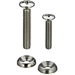 Ornamental Screws / Washers
