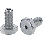 Screws with Through Hole - Hex Screws with Through Hole