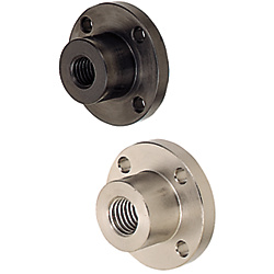 Flanged Brackets - Round Flange / Square Flange / Compact Flange