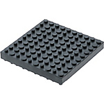 Antivibration Pads/RUBLOCK (for Low Frequency)/Standard