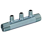 Pipe Manifolds - 1 Way Male Threaded Type