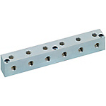 Manifold Blocks - Hydraulic / Pneumatic - T Shaped Hole