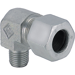 Bite Hydraulic Pipe Fittings/Elbow/Threaded