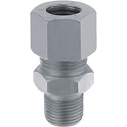 Bite Hydraulic Pipe Fittings/Connectors/Threaded