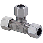 Bite Hydraulic Pipe Fittings/Tees