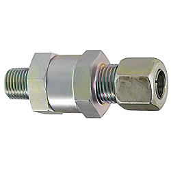 Bite Hydraulic Pipe Fittings/Check Connector