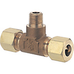 Copper Pipe Fittings/Union Tee/Threaded Branch