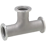 Vacuum Pipe Fittings/Tee Type