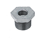 Low Pressure Screw Fittings - Equal Dia. / Reducing - Bushings