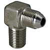 Hydraulic Fittings - 90 Deg. Elbow, Male, PT Threaded, PF Threaded