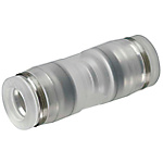 One-Touch Couplings for Clean Applications/Straight Union