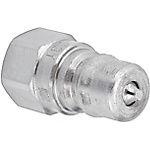 Fluid Couplers - 210 High Pressure Valve Type - Plugs