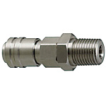 Air Couplers - Chemical Resistant, Socket, Threaded