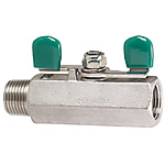 Ball Valves/Stainless Steel/PT Female/PT Female