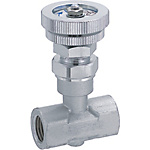 Needle Valve with PT Female Treads/Stainless Steel