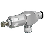 Quick Exhaust Valves - Standard, Open to Air, with Exhaust Throttle