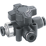 One-Touch Coupling Change Valves