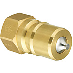 Fluid Couplers - Valve Type - Plugs