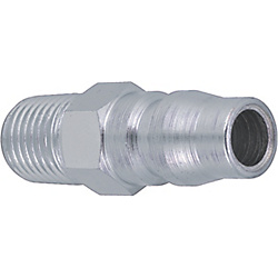 Air Couplers/Standard/Plug/Threaded