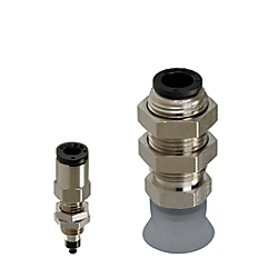 Vacuum Fittings/Sponge/Bellows/Fixed Type