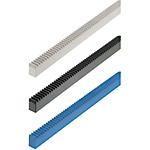 Rack Gears-L Configurable (One End Machined)/Hole Position Configurable Type/Number of Holes Configurable Type