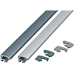 Grip Handles for Aluminum Extrusions / Reinforcement Covers
