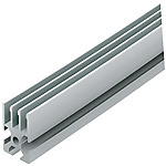 Aluminum Frames for Slide Doors / Slide Rails / Mounting Plates / Slide Spacers