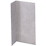 Perforated Metal/L-Shaped