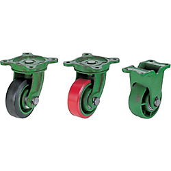Cast Casters/Heavy Load/Swivel Type
