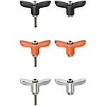 Double Arm Clamp Levers