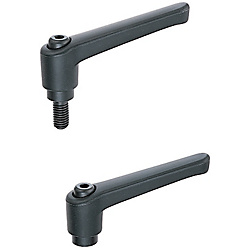 Resin Clamp Levers/Straight Handle