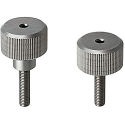Knurled Knobs/Hexagonal Socket Head NKBR3-6