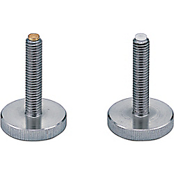Knurled Knobs/with Tip Pad NOOSP3-10