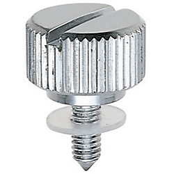 Knurled Knob Screws/Short NRL6-30