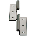 Detachable Hinges/Stepped