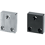 Threaded Stopper Blocks/Side Counterbored/Fine Thread