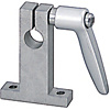 Shaft Supports/T-Shaped with Clamp Lever