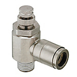 Flow Rate Control Valves/90 Deg. Elbow/Heat Resistant