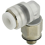 One-Touch Couplings/Compressed Air/Miniature Connector Fittings/90 Deg. Elbow